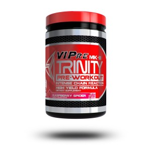 XCD Nutrition TRINITY Pre-Workout