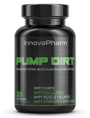 InnovaPharm PUMP DIRT Capsules - Glucose Disposal Agent