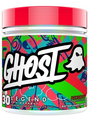 Ghost LEGEND - Pre Workout / Pre Party / Pre Gaming Supplement