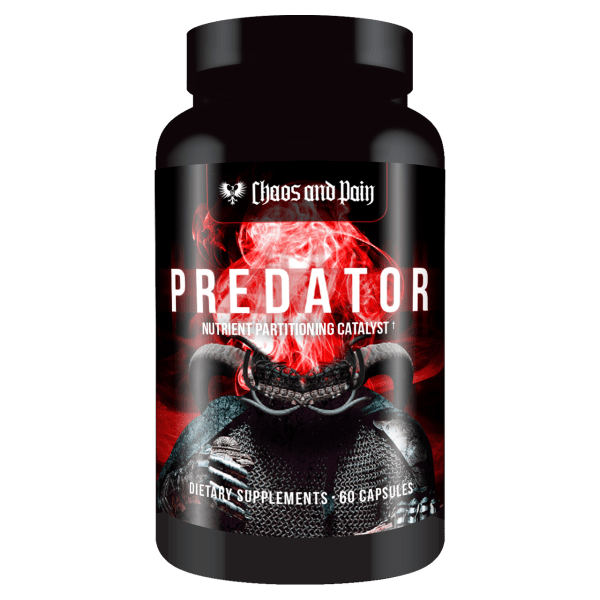 Chaos and Pain PREDATOR - GLUCOSE DISPOSAL AGENT