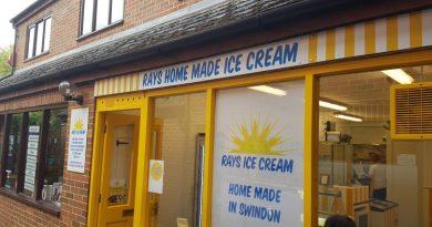 Rays Ice Cream