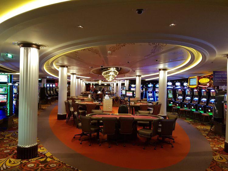 Celebrity Silhouette Casino