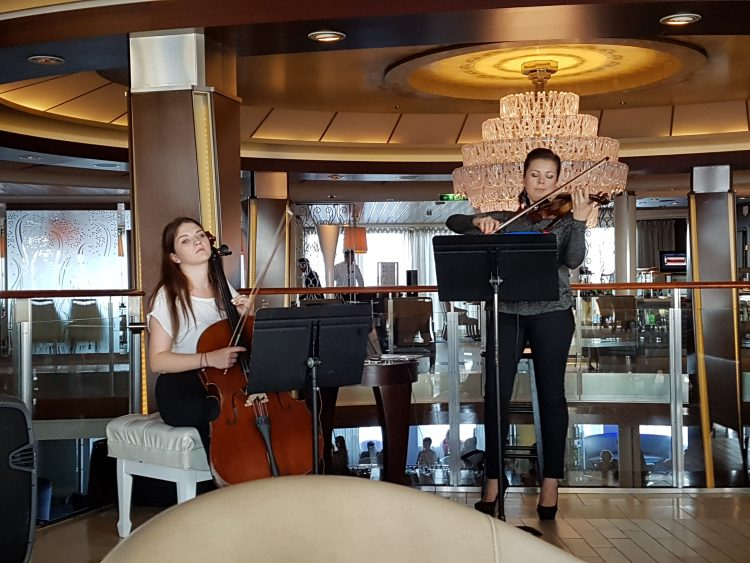 Celebrity Silhouette music