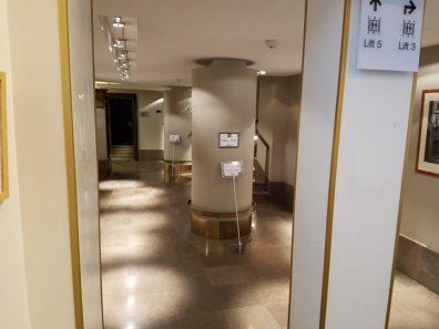 Marivaux Hotel hall