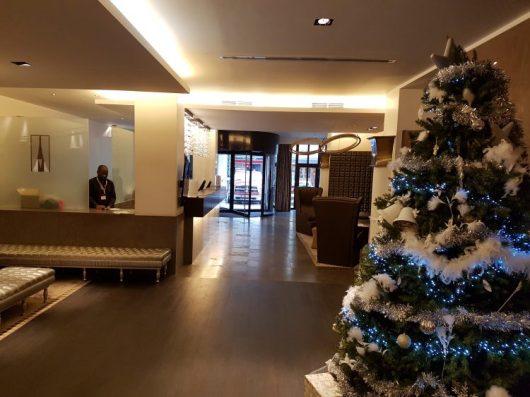 Marivaux hotel meeting area
