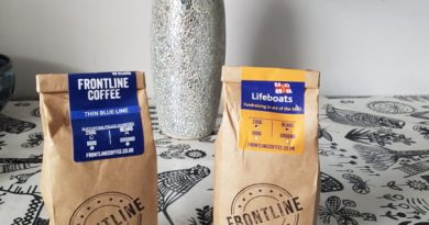 Frontline Coffee Review