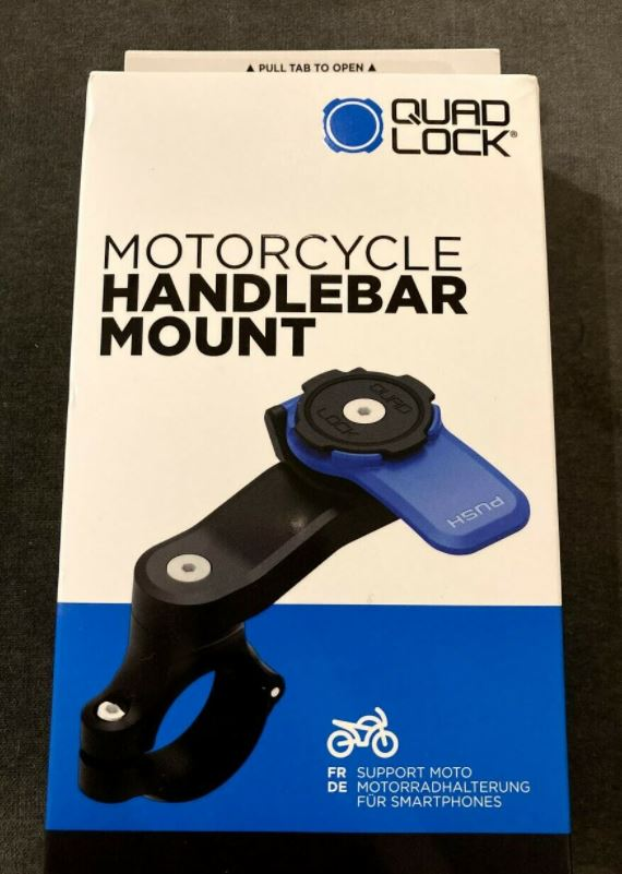 Quad lock Motorcycle