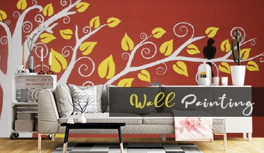 Wall Painting for Home Decoration