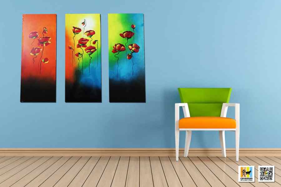 Split art painting collection sale online