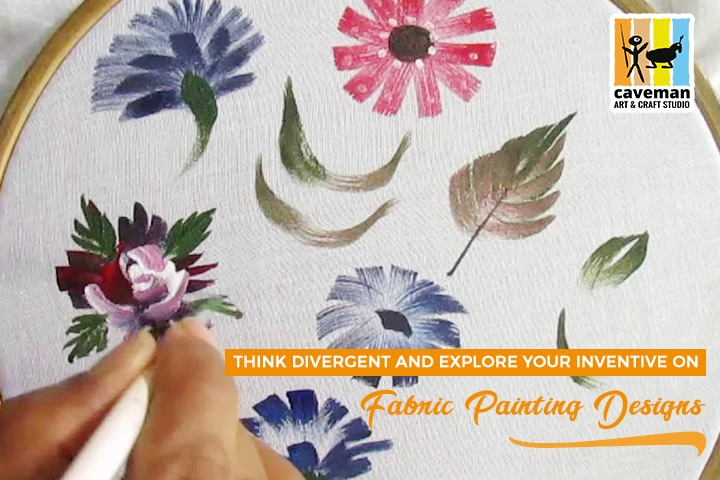 Simple Fabric Painting Designs