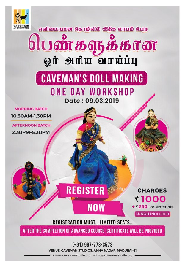 One Day Doll Making Workshop