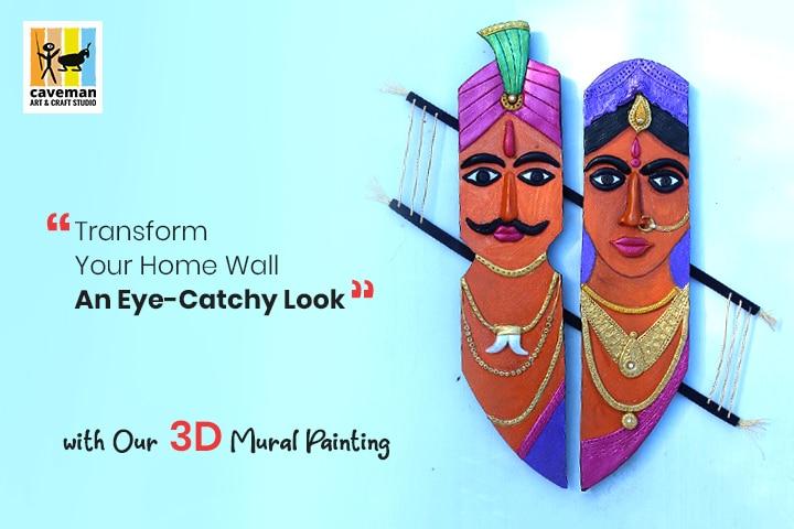 3D Mural Painting