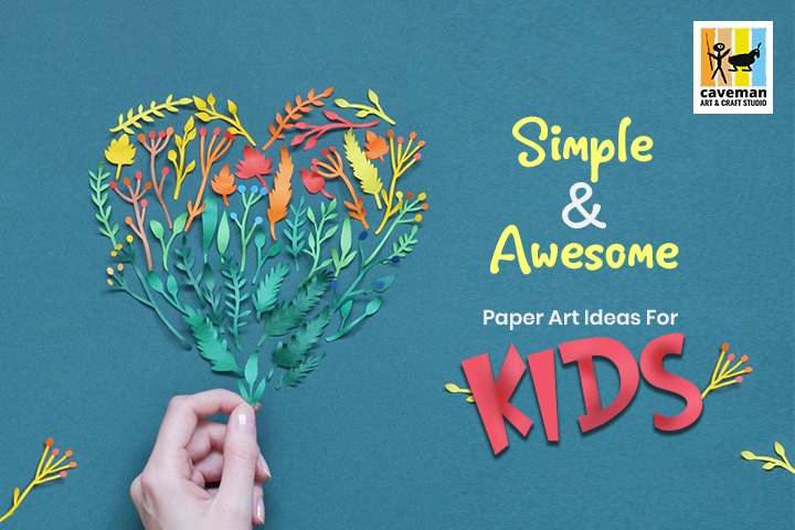 Paper Craft Ideas For Kids
