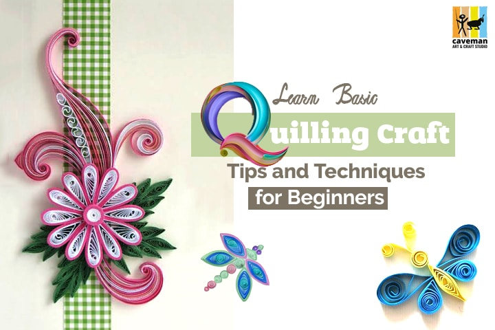 Learn Basic Quilling Craft