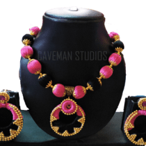 Buy silk thread necklace