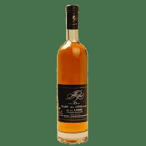 bouteille du domaine jean maurice raffault Marc des coteaux de Loire