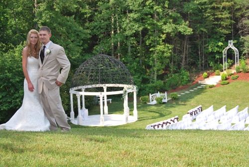 Cavender Castle a North Georgia Wedding Venue