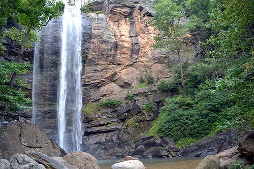 Toccoa Falls Wedding Location