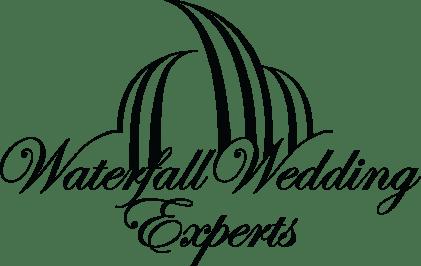 Waterfall Wedding Logo