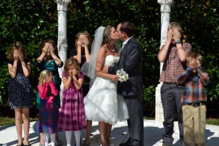 Cavender Castle is a family focused North Georgia Wedding Venue