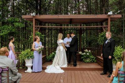 Outdoor Wedding Venues North Georgia