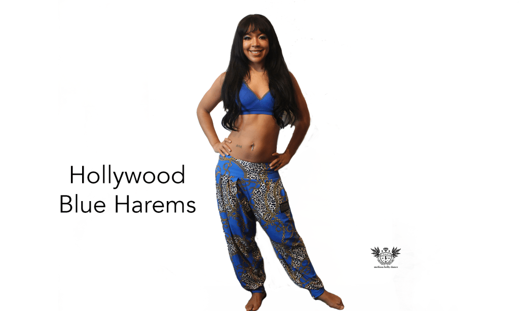 HOLLYWOOD BLUE HAREMS Full