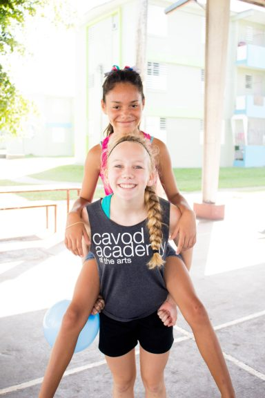 puerto rico Cavod christian missions trips