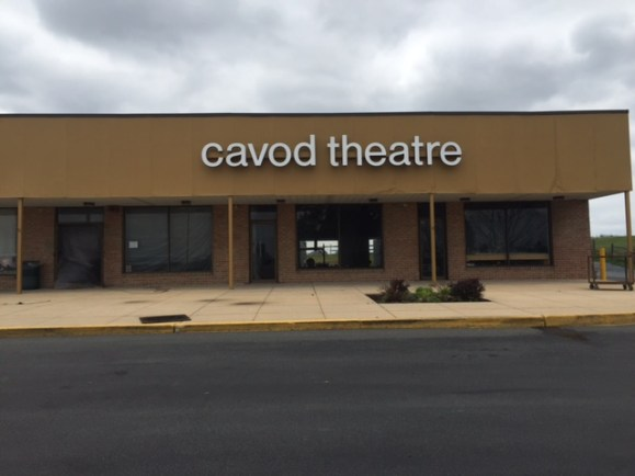 New Cavod Theatre Exterior