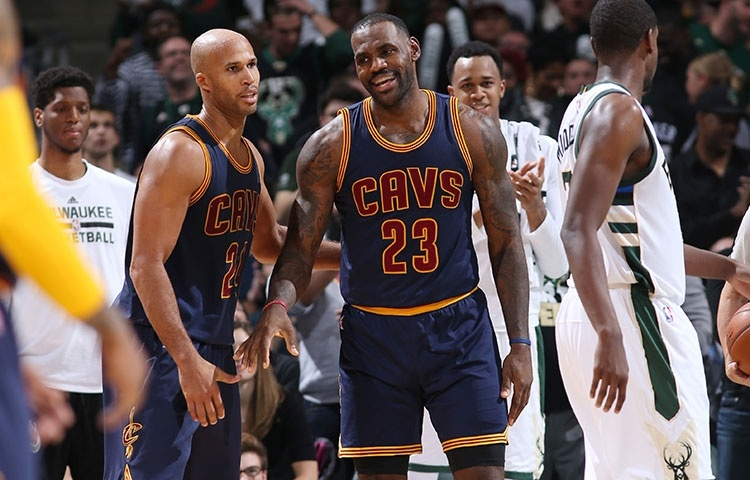 Image result for RICHARD JEFFERSON GETTY IMAGE