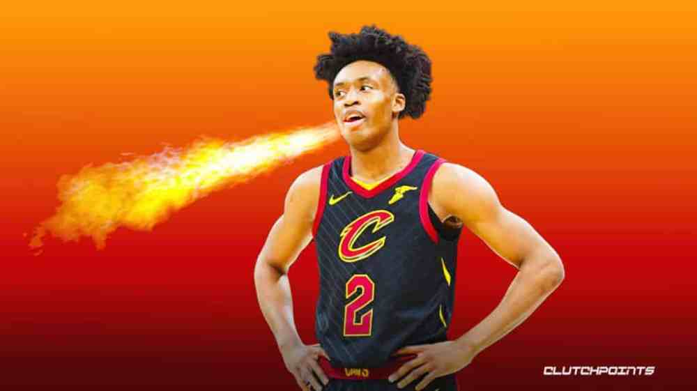 Collin Sexton, Cavs