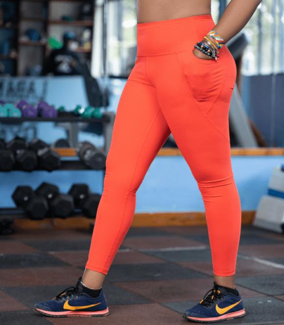 Athleisure Workout Leggings