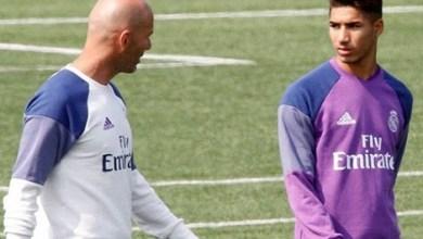 Photo of الكشف عن موقف أشرف حكيمي من العودة إلى ريال مدريد