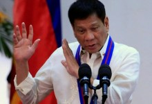 Photo of الرئيس الفليبيني يأمر بإطلاق النار وقتل مخالفي حظر التجول بسبب فيروس كورونا