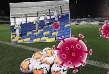 Photo of نادي إسباني يُعلن إصابة 6 من لاعبيه بفيروس كورونا