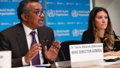 Photo of منظمة الصحة العالمية تنفي إصدار توقعات بالنسبة للمغرب