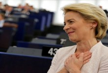 Photo of رئيسة المفوضية الأوروبية تقدم اعتذاراتها لإيطاليا