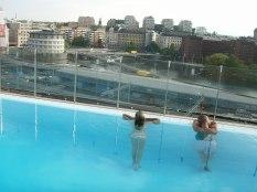 Selma Spa pool i Stockholm