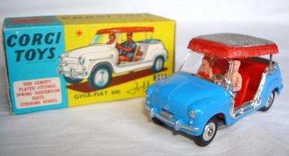Corgi & Dinky toys
