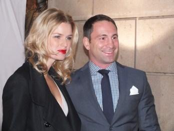Paolo Roberto med fru