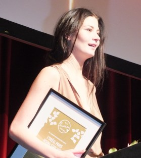 Film festival awards