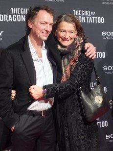 Lennart Ekdal med fru