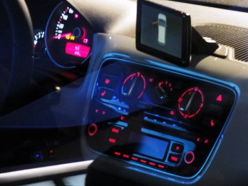 Instrumentpanel VW Beetle