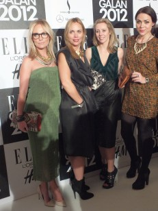 Sofia Wallenstam, Karin Söderlind, Kristina Tjäder & Tove Westling