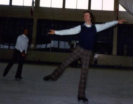 Joe Marshall age 60, 1994 in NYC