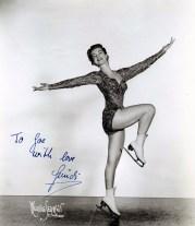 Gundi Busch - Hollywood ice revue
