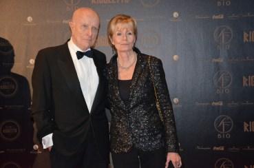 Nils-Petter Sundgren med fru