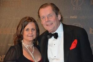 Helene Irstam och Gunnar Ström