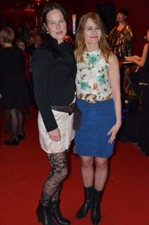 Helene Billgren och Ida Kriisa