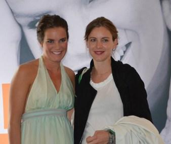 Anna Benson & Malin Crepin