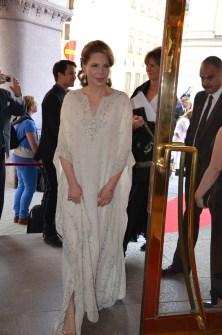 HM Queen Noor of Jordan